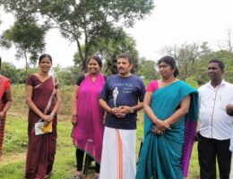 mini-Rs 1,026,500 handed over to Farm project in Mullaitivu, Sri Lanka